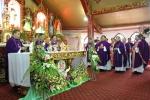 Giáo xứ Quất Lâm chầu Thánh Thể