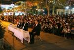 Trung Lao cử hành lễ đêm Giáng Sinh