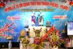 Phú An: Đoàn tàu Phêrô - Phaolô lễ đầu xuân