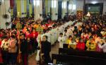 Hội Hiền Mẫu Kiên Lao mừng Lễ Mẹ dâng con