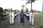 Họ thánh Giuse, Quất Lâm mừng quan thầy