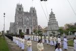 Tu sỹ giáo phận hành hương Năm Thánh