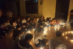 SVCG Bùi Chu, Phùng Khoang mừng quan thầy