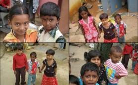 300.000 trẻ em Ấn Độ bị ép ăn xin mỗi ngày