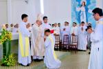 Đan viện Châu Sơn: Thánh lễ truyền chức linh mục