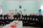 Ban Tôn giáo TW chúc tết dòng Trinh Vương